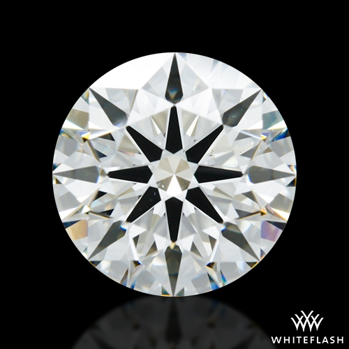 2.028 ct J VS2 A CUT ABOVE® Hearts and Arrows Super Ideal Round Cut Loose Diamond
