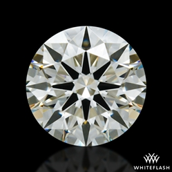 0.781 ct J VS1 A CUT ABOVE® Hearts and Arrows Super Ideal Round Cut Loose Diamond