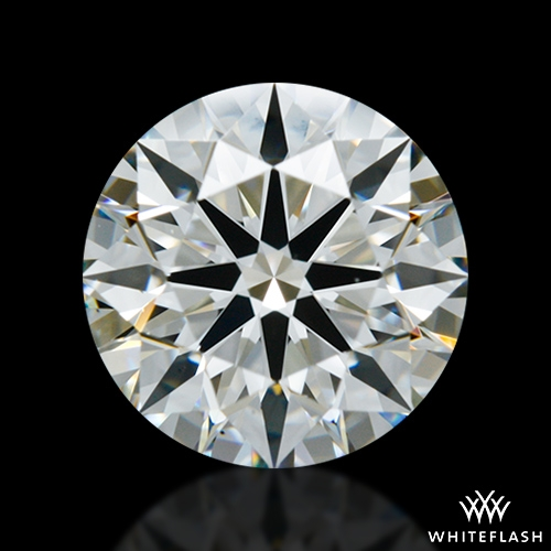 1.455 ct I VS1 A CUT ABOVE® Hearts and Arrows Super Ideal Round Cut Loose Diamond