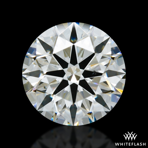 1.014 ct I VS2 A CUT ABOVE® Hearts and Arrows Super Ideal Round Cut Loose Diamond