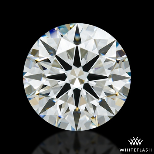 1.968 ct H VS2 A CUT ABOVE® Hearts and Arrows Super Ideal Round Cut Loose Diamond