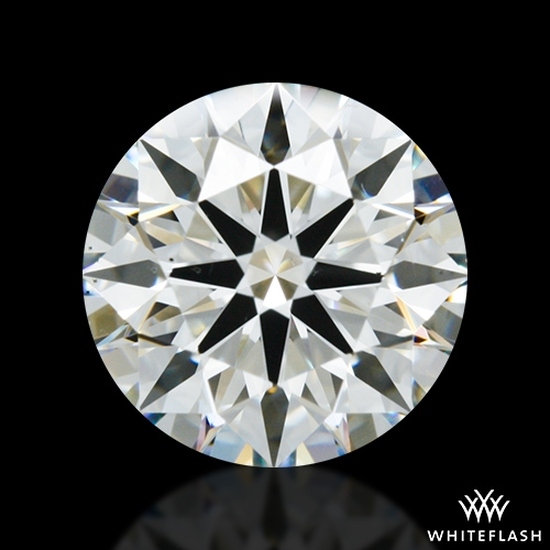 1.502 ct I VS2 A CUT ABOVE® Hearts and Arrows Super Ideal Round Cut Loose Diamond