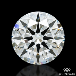 1.14 ct G VS2 A CUT ABOVE® Hearts and Arrows Super Ideal Round Cut Loose Diamond