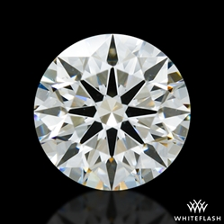 1.167 ct H SI1 A CUT ABOVE® Hearts and Arrows Super Ideal Round Cut Loose Diamond
