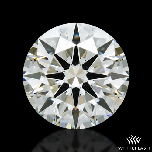 1.005 ct I VS2 A CUT ABOVE® Hearts and Arrows Super Ideal Round Cut Loose Diamond