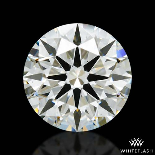 1.012 ct J VS2 A CUT ABOVE® Hearts and Arrows Super Ideal Round Cut Loose Diamond