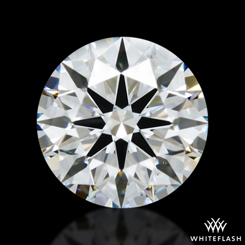1.018 ct E VS2 A CUT ABOVE® Hearts and Arrows Super Ideal Round Cut Loose Diamond