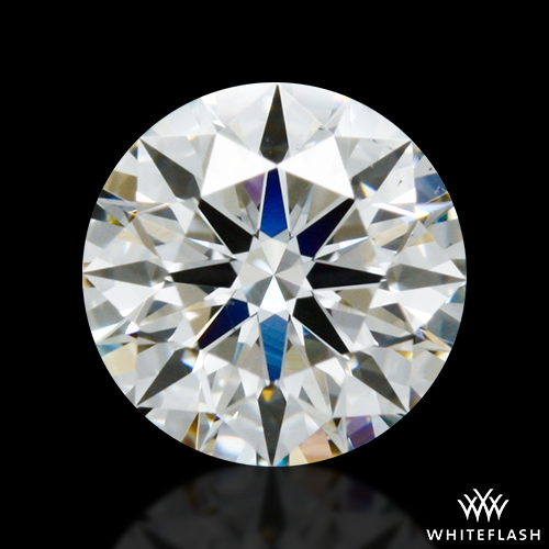 0.617 ct H VS2 Expert Selection Round Cut Loose Diamond