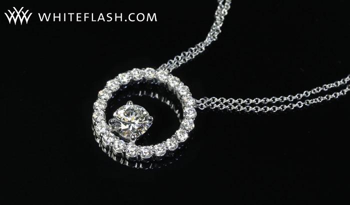 Circle Of Life Pendant Diamond studded circle of life pendant 9405 audiocablefo