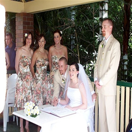 An Australian Wedding
