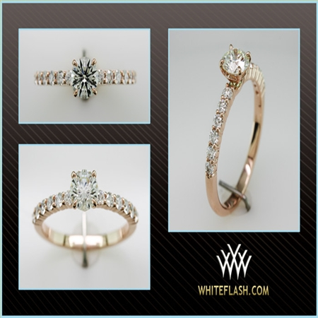 I just wanted to say thank you and let you and the other professionals at Whiteflash know, that this ring couldn