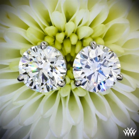 High End Diamond Earrings with High End Service!