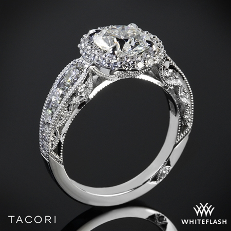 Whiteflash and Tacori! Wow!