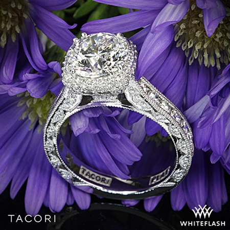 Tacori and Whiteflash- Fantastic Ring and Great Value