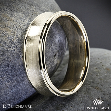 Benchmark and Whiteflash- Love my lifelong ring