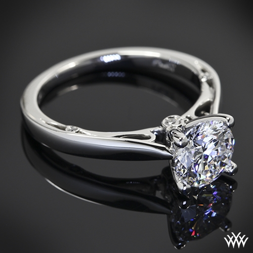 Verragio Cathedral Solitaire Engagement Ring   1835