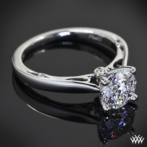 Ct Round Diamond Solitaire Ring