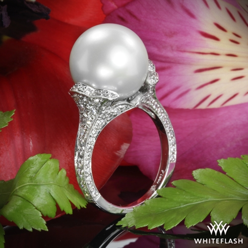Pearl Right Hand Ring