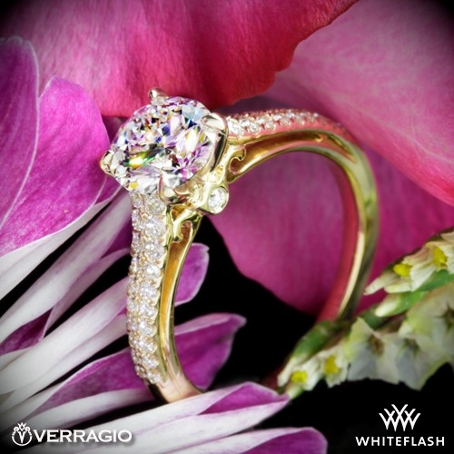 Verragio ENG-0382R Diamond Engagement Ring
