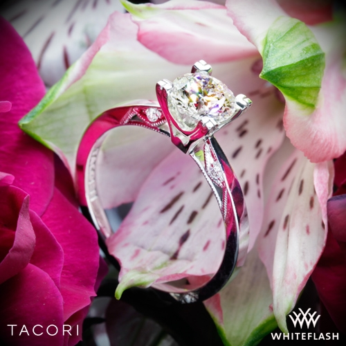 Tacori 2584RD Engagement Ring