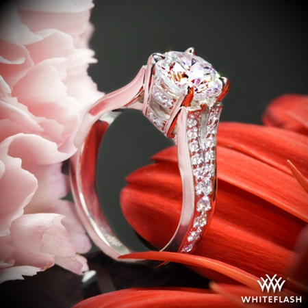 Divisi Diamond Engagement Ring