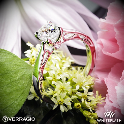 Verragio ENG-0409R Solitaire Engagement Ring