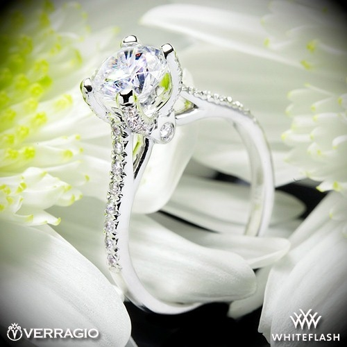 Verragio ENG-0371 Diamond Engagement Ring