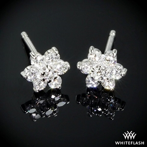 9e9cb0d18 Diamond Earrings | Whiteflash.com: Buy Stud Earrings Online