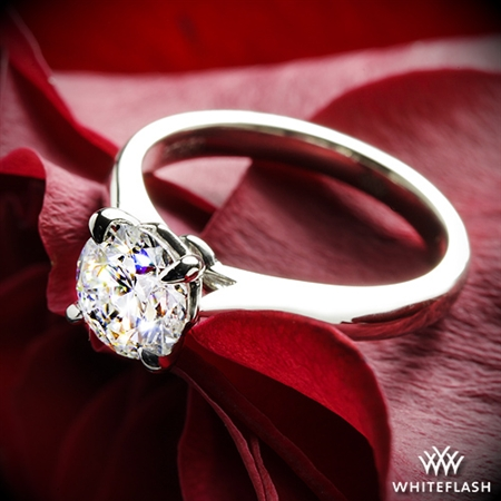 We are fascinated by the brilliance of the ring!