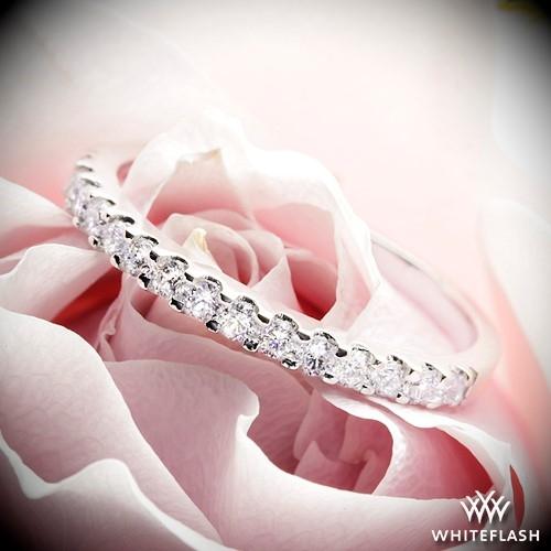 Petite Matching Diamond Wedding Band 774