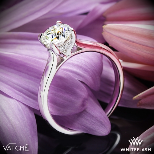 Vatche 187 Caroline Engagement Ring