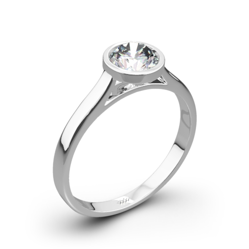 Cameron Solitaire Engagement Ring