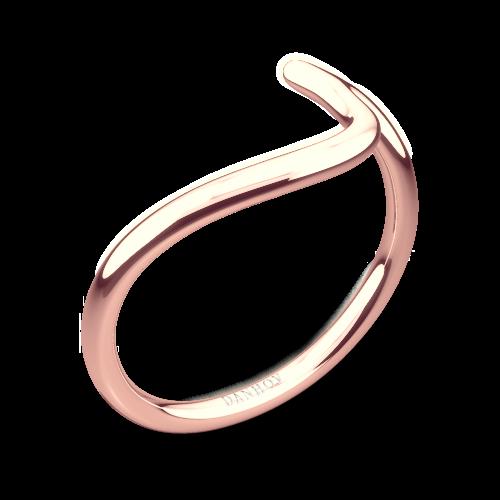 Danhov AB100 Abbraccio Classic Wedding Ring