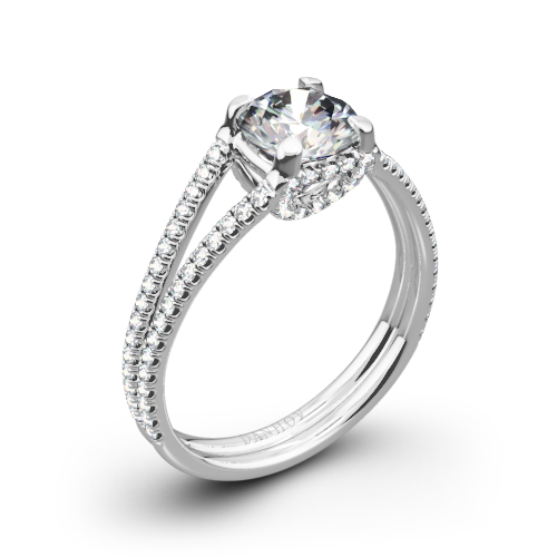 Danhov LE116 Per Lei Diamond Engagement Ring