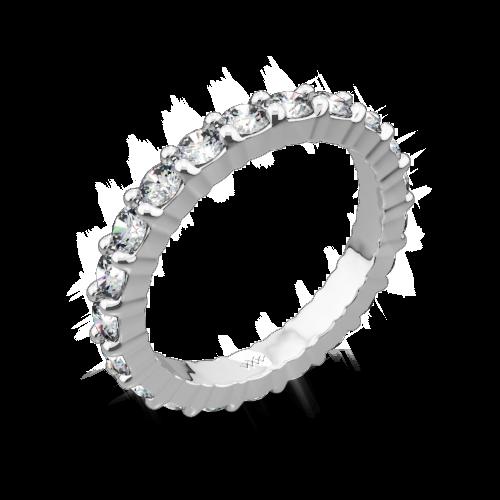 Diamonds for an Eternity Diamond Wedding Ring