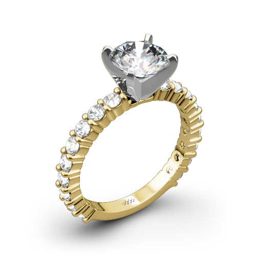 diamonds for an eternity engagement ring 3 4 1409