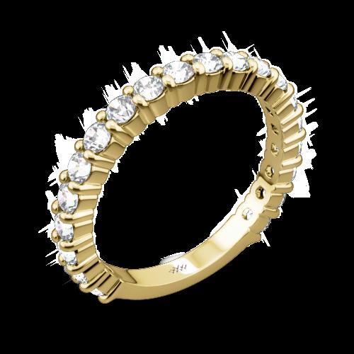 Diamonds for an Eternity Three Quarter Diamond Wedding Ring