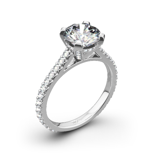 Elena Diamond Engagement Ring