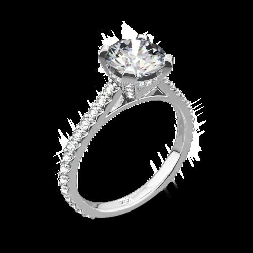 Elena Diamond Engagement Ring