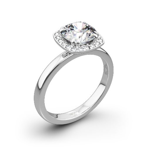 Guinevere Solitaire Engagement Ring