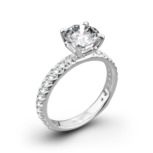 Harmony Diamond Engagement Ring