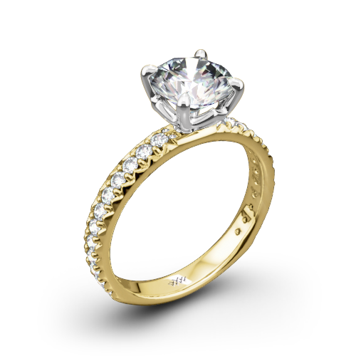 Harmony Diamond Engagement Ring