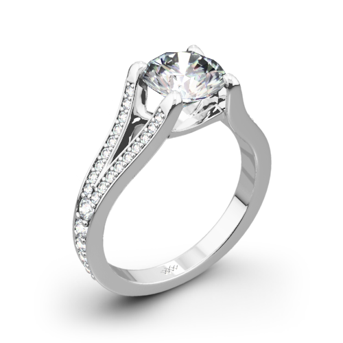 Katie Pave Diamond Engagement Ring