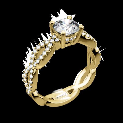 Simon G. MR1596 Fabled Diamond Engagement Ring