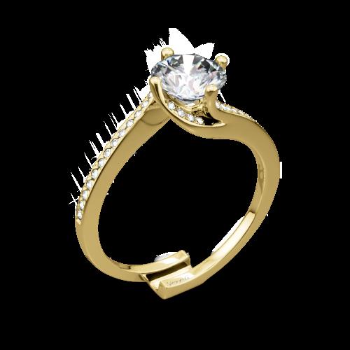 Simon G. MR1939 Fabled Diamond Engagement Ring