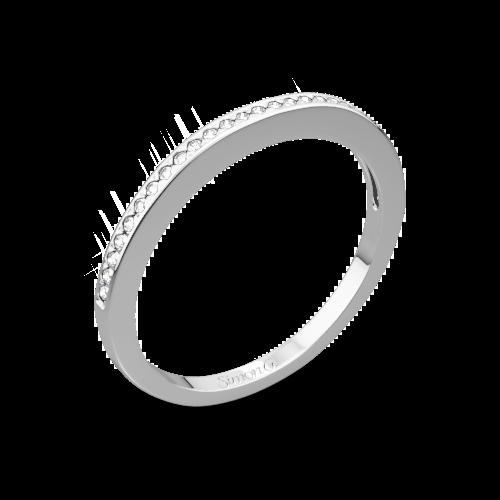 Simon G. MR1939 Fabled Diamond Wedding Ring