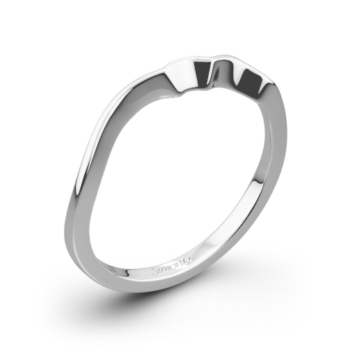 Simon G. MR2342 Dutchess Classic Wedding Ring