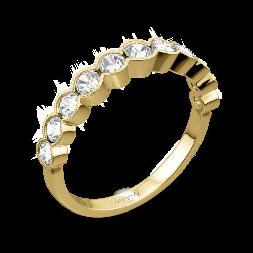 Simon G. MR2566 Caviar Diamond Wedding Ring