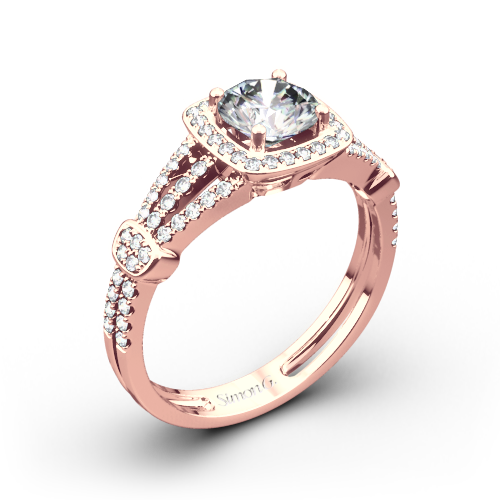 delicate gold white rings carver diamond noam wedding w union band