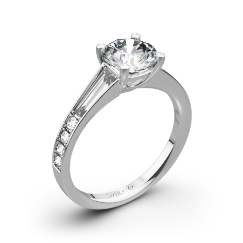 Simon G. MR2220 Duchess Diamond Engagement Ring